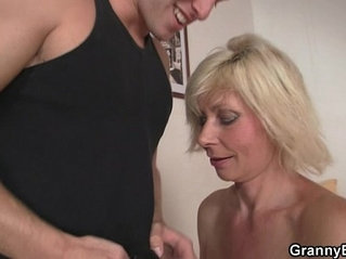 cock in mother